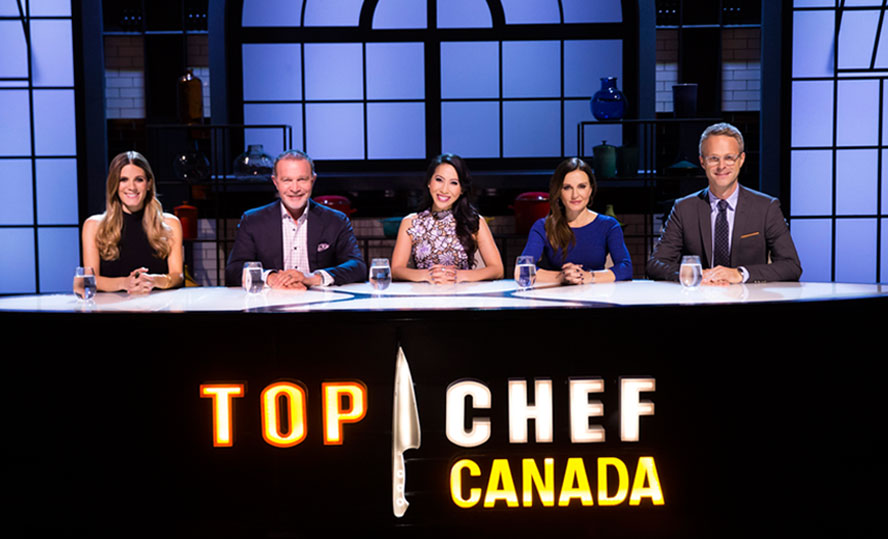 Top Chef Canada: All-Stars Judges