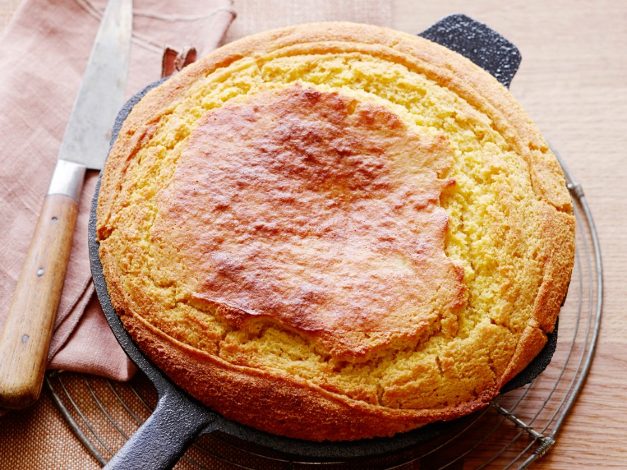 ... cook-off top picks. Get the recipe for Cast Iron Skillet Cornbread