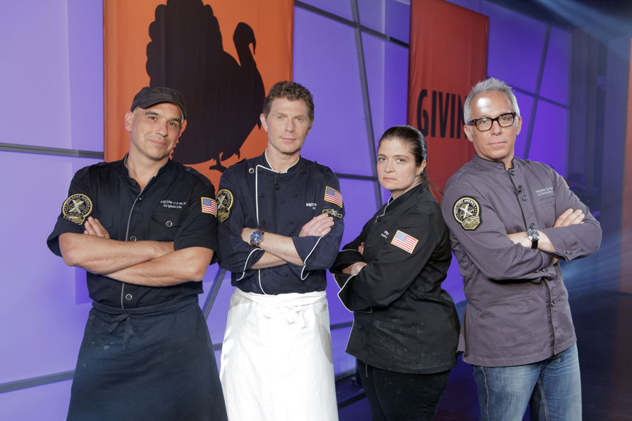 Iron Chef America - Alex Guarnaschelli