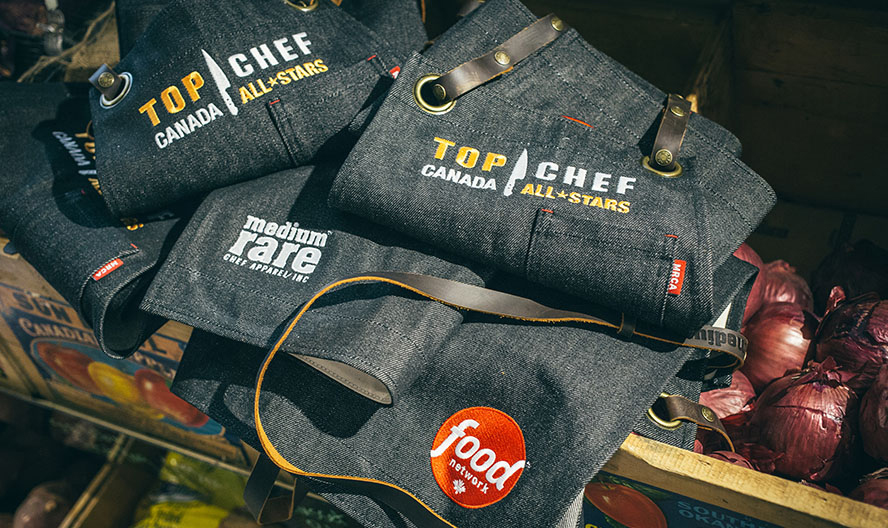 tcc medium rare aprons giveaway
