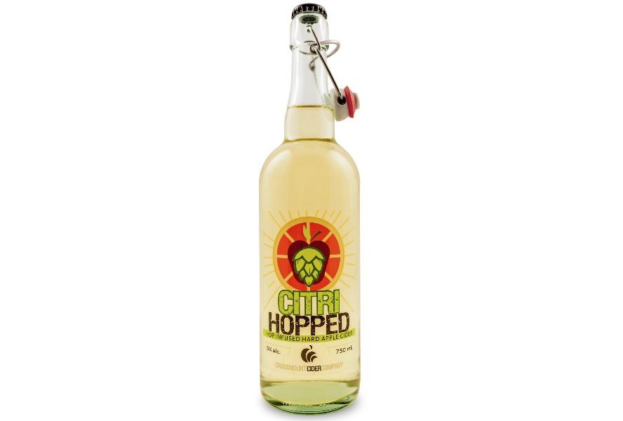 Crossmount Cider Company Citri Hopped