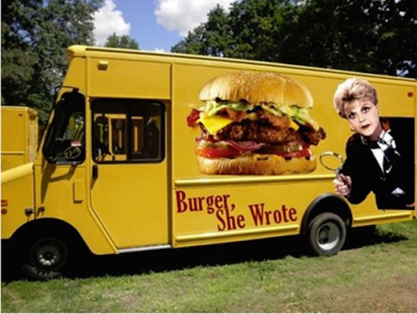 Image result for funny food truck