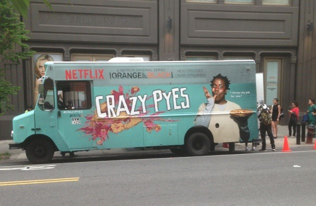 Crazy Pyes Food Truck