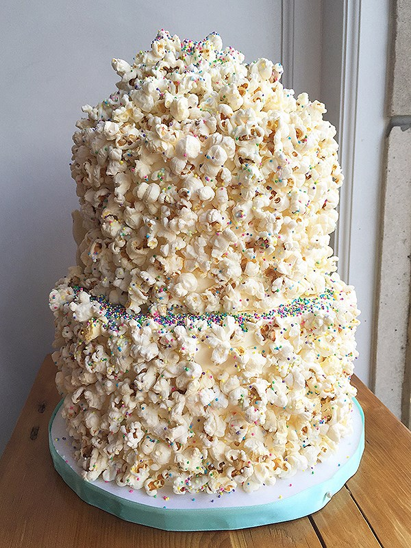 wedding cake popcorn 14 extravagant cakes by canadian bakers guyana news and 23519