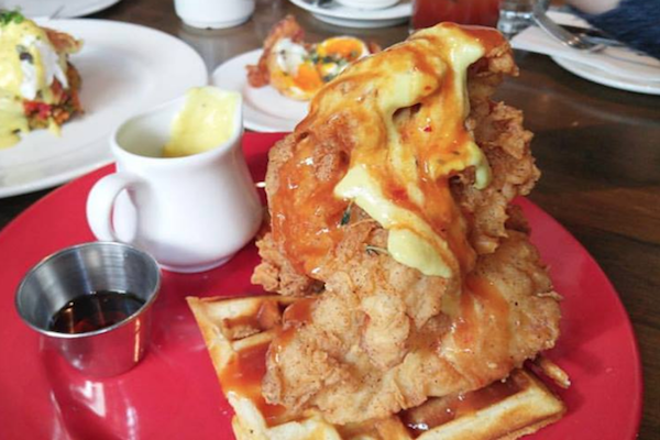 tuc craft kitchen 10 tasty chicken and waffle spots across canada food 3139