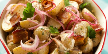 BBQ Potato Salad