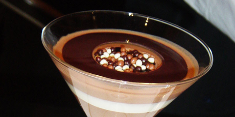 Chocolate Martini with Variations