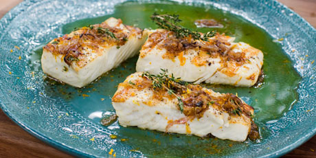Halibut Recipe Grilled Food Network