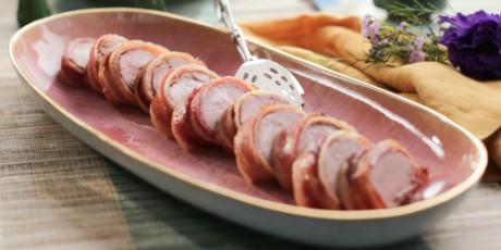 咸肉猪肉里脊