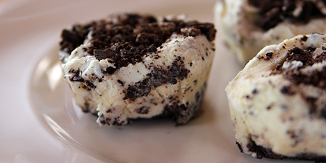 Cookies and Cream Cups