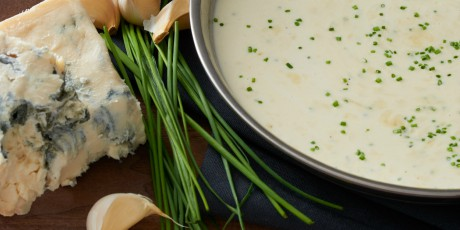 The Easiest Gorgonzola Cream Sauce