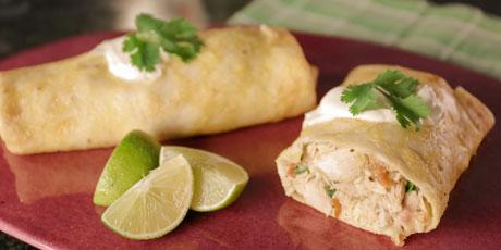 Food Network Pad Thai Burrito
