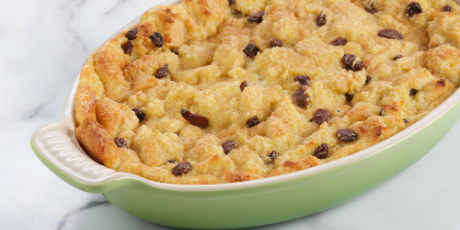 Basic bread pudding recipes food network canada basic bread pudding forumfinder Images