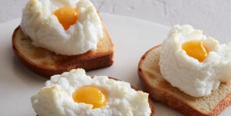 Cloud Eggs Recipes   Food Network Canada