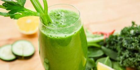 Celery, Cucumber & Kale Juice Recipes | Food Network Canada