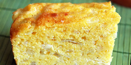 Sopa Paraguaya Cheese And Onion Cornbread Recipes Food