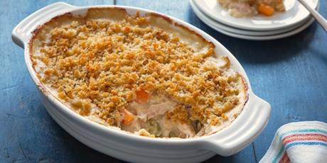 chicken casserole food tater tot recipe network recipes print