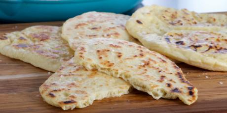 Indian naan bread recipes food network canada indian naan bread forumfinder Choice Image