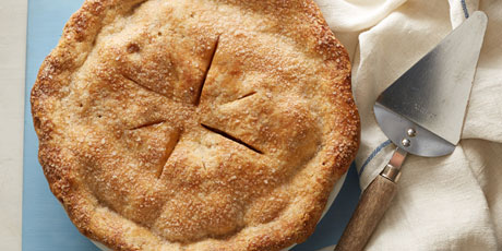 Deep-Dish Vegan Apple Pie