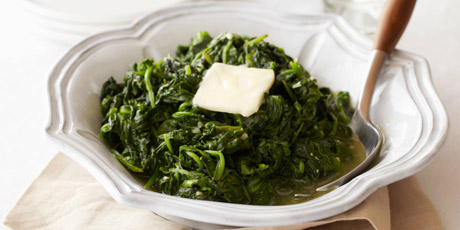 Garlic Sautéed Spinach