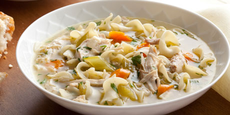 Tyler Florence's Chicken Noodle Soup