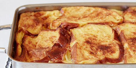 French Toast Bread Pudding Recipes | Food Network Canada
