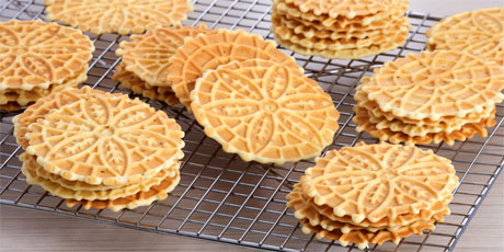 Italian Pizzelle Recipes