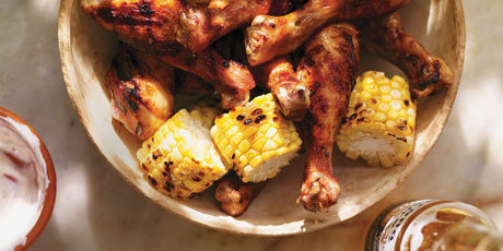 Mexican Beer-Marinated Chicken Drumsticks