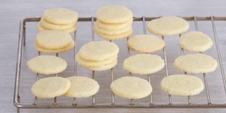 Vanilla Icebox Cookies