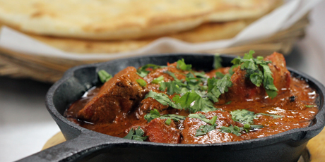 Butter Chicken And Naan Bread Recipes Food Network Canada