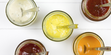 7 Healthy Homemade Condiments