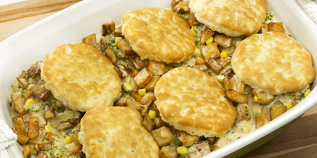 Comfort food recipes southern healthy easy comfort food ideas country chicken pot pie forumfinder Choice Image