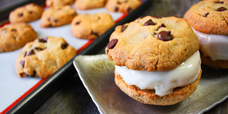 Allergen Free Chocolate Chip Cookies