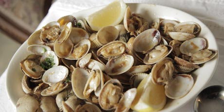 Almejas A La Marinera (Sailor's Clams)