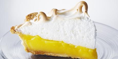 安娜·奥尔森的柠檬蛋白酥皮馅饼