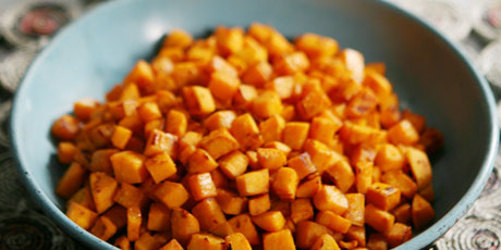 Anna's Sweet Potato Homefries