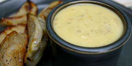 Artichokes with Roasted Garlic Aioli