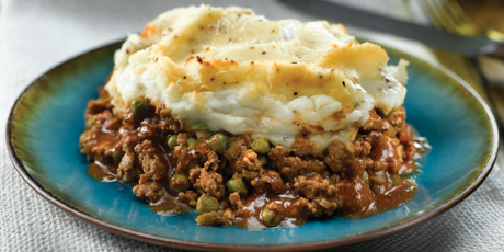 Asian 5 Spice Shepherd's Pie