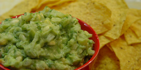 Avocado Corn Guacamole