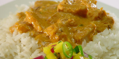 Trish Magwood's Butter Chicken