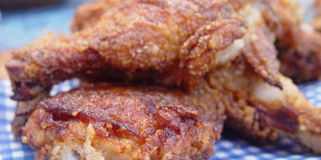 Michael Smith's Buttermilk Fried Chicken