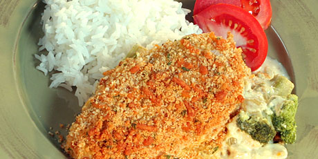 Chicken Divan with Rice