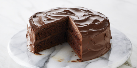 Classic Devil S Food Cake Recipes Food Network Canada