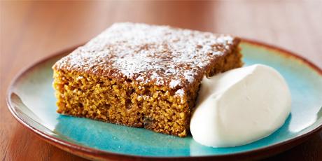 Classic Gingerbread Cake Recipes Food Network Canada
