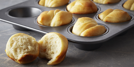 Classic Parker House Rolls Recipes Food Network Canada