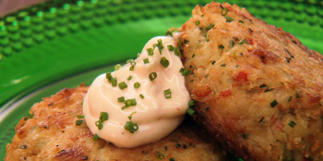Chuck S Crab Cakes