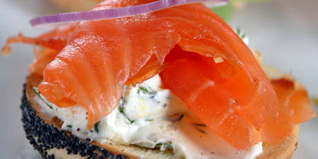 Cured and Smoked Salmon Recipes | Food Network Canada