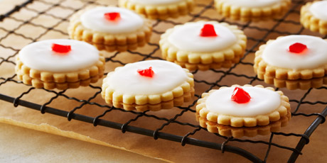 Holiday recipes christmas cookies appetizers xmas dinner ideas empire cookies forumfinder Image collections