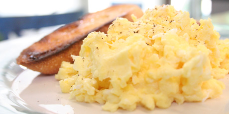 French-Style Scrambled Eggs