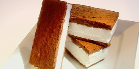 Ricardo's Ice Cream Sandwiches